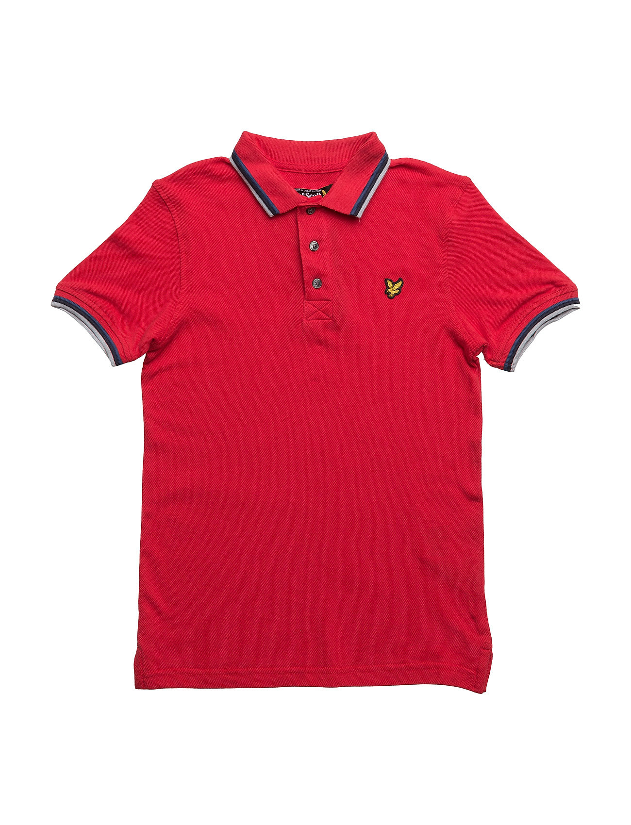 Lyle & Scott Plain Tipped Polo
