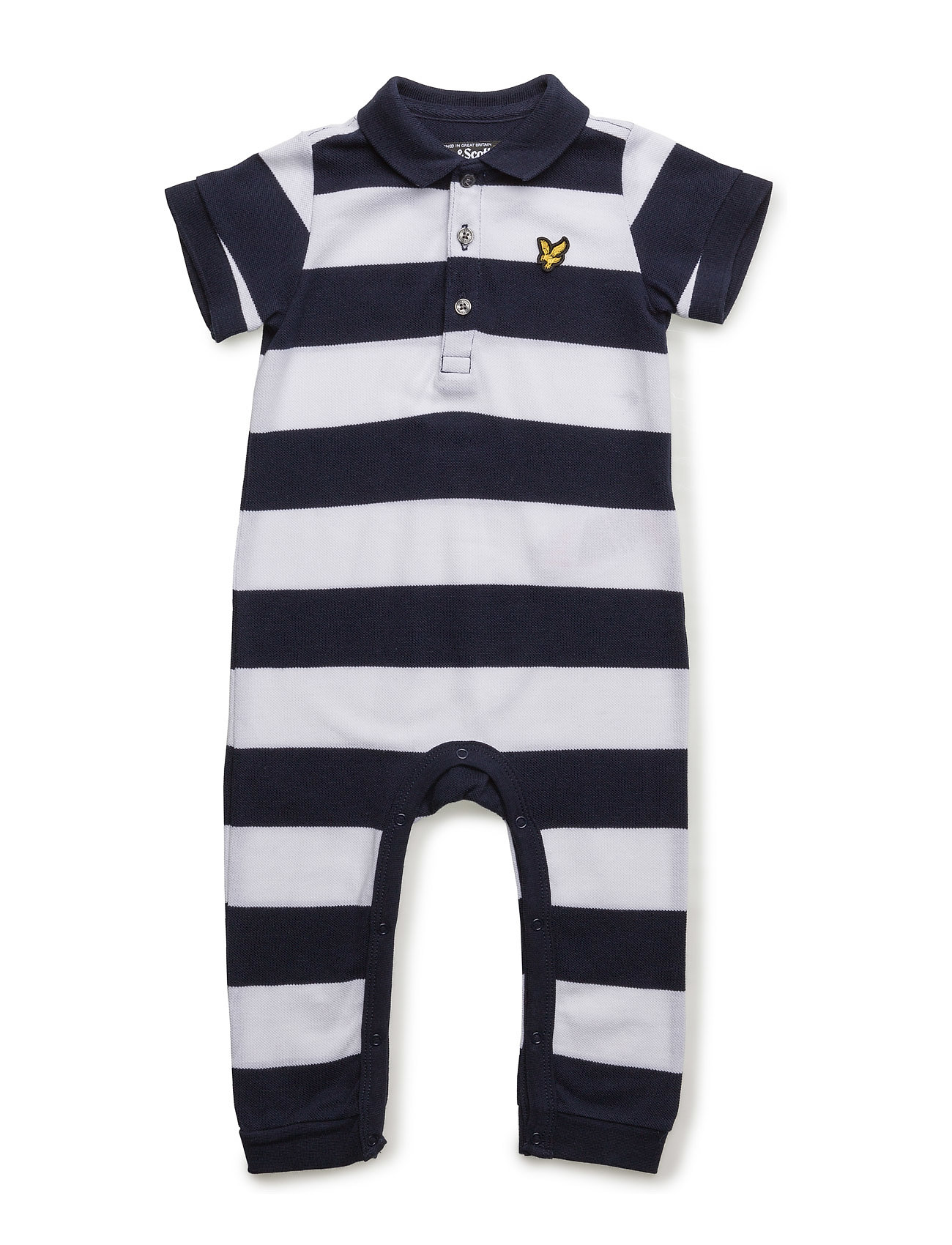 Polo Romper Long Leg thumbnail