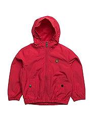 Lyle & Scott Windcheater Zip Through Hoodie Jacket - DEEP INDIGO
