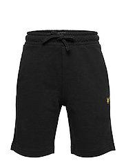 Lyle & Scott Classic Sweat Short - TRUE BLACK