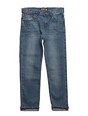 Classic Slim Fit Jean - LIGHT WORN
