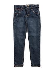Classic Skinny Fit Jean - BLURRED WASH