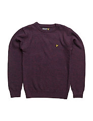Mouline Jumper - ROYAL RED