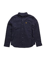 Oxford Shirt Ls - DEEP INDIGO