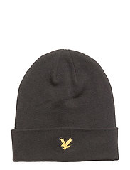 Greaves : Sports Beanie - TRUE BLACK