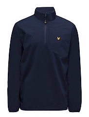 MacIntyre lightweight running jacket - NAVY