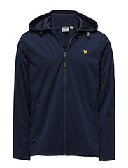 Bennett Hooded running Jacket - NAVY