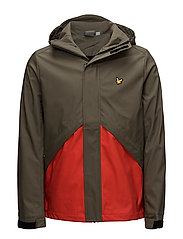 Norton Jacket - OLIVE