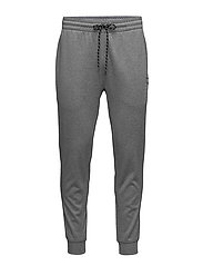 Finney core track pants - MID GREY MARL