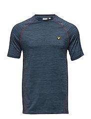 Jones Training T-Shirt - PETROL GREY