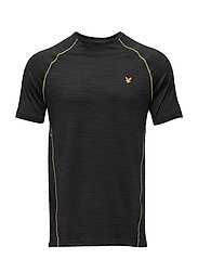 Jones Training T-Shirt - TRUE BLACK