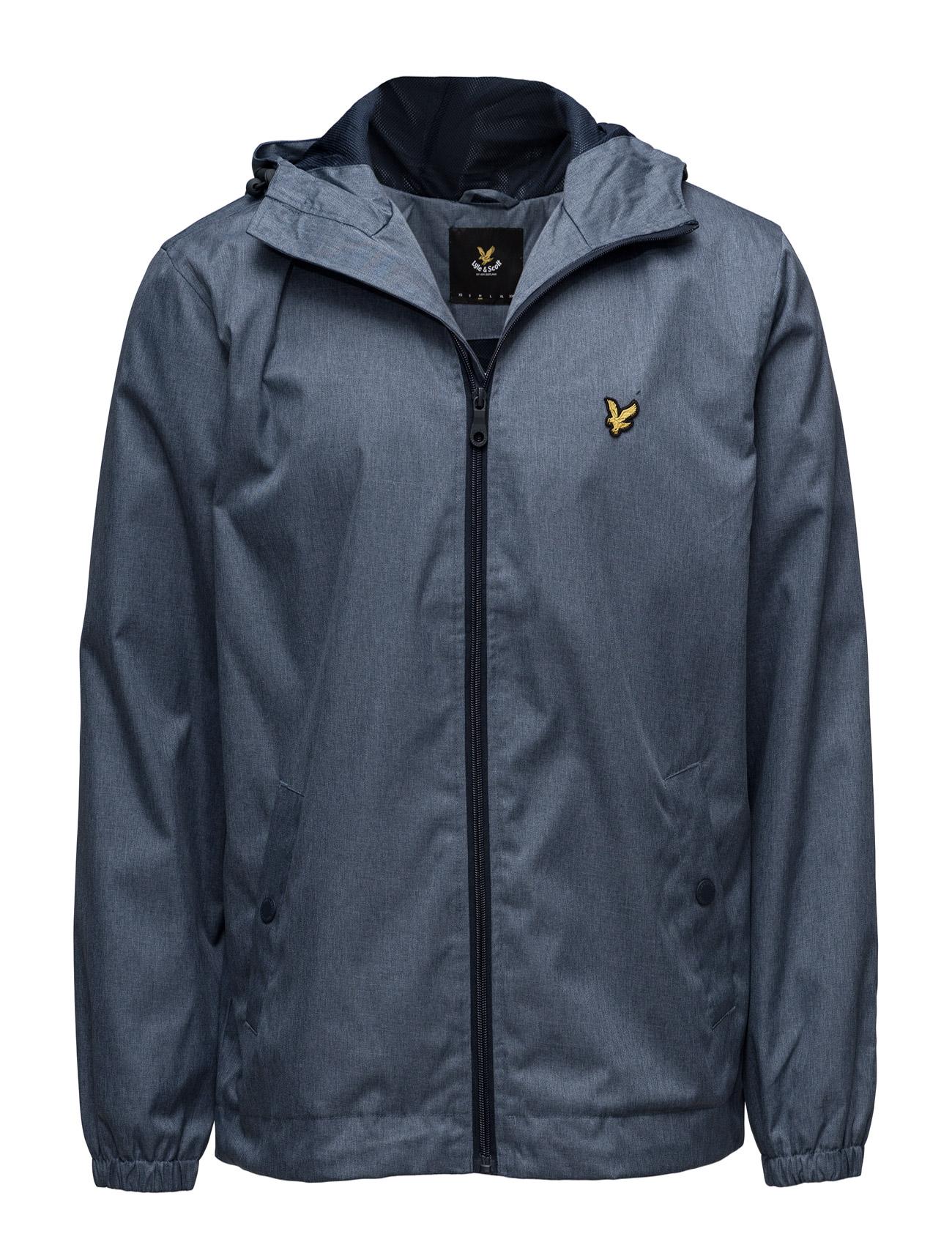 Zip Through Hooded Jacket Lyle & Scott Jakker til Herrer i
