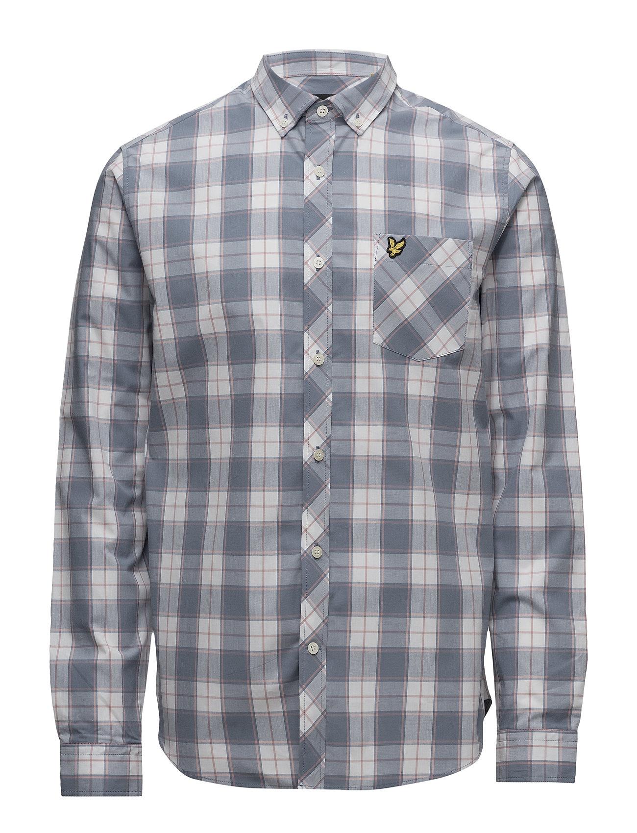 Check Shirt Lyle & Scott Casual Skor