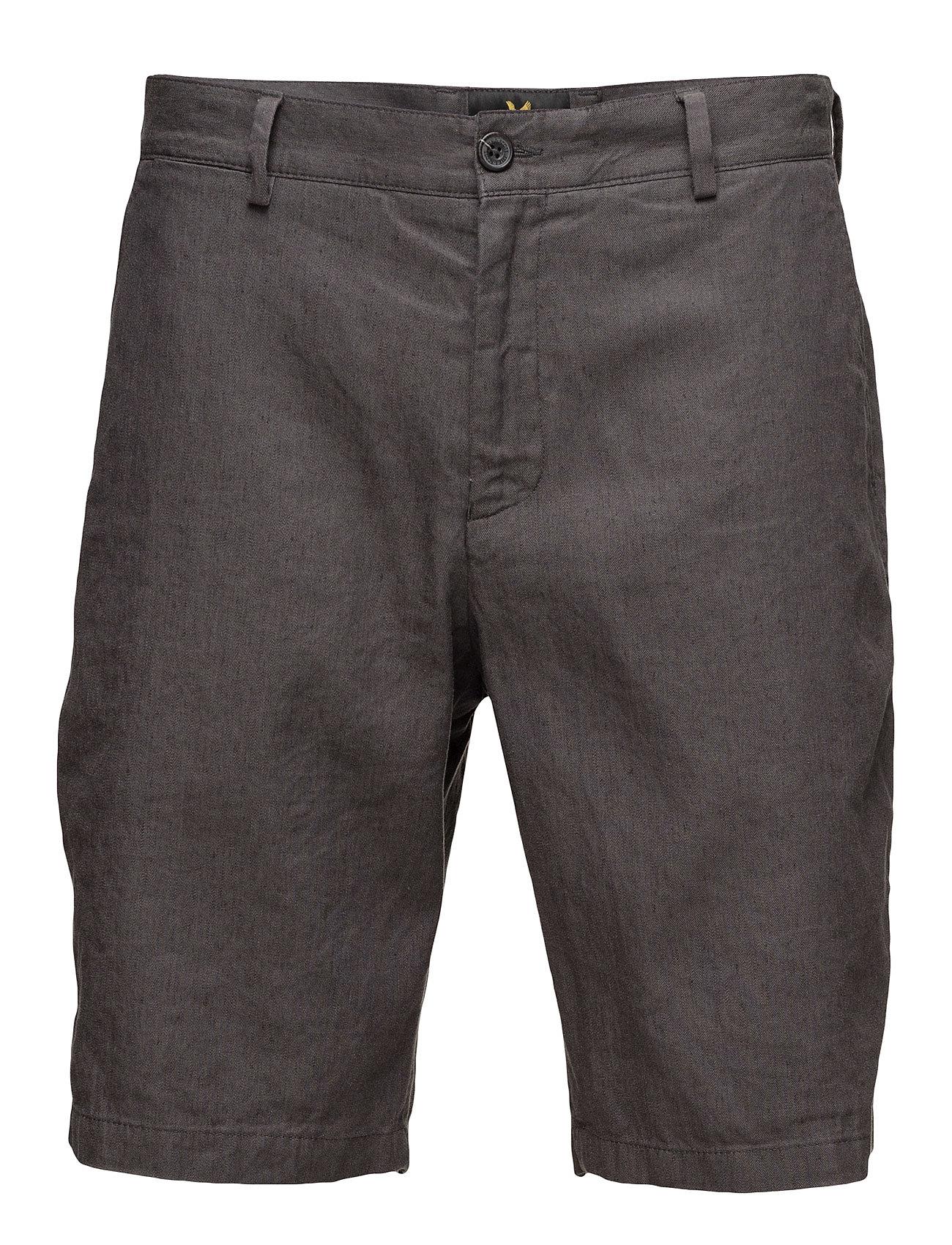 Cotton Linen Short Lyle & Scott Bermuda Shorts