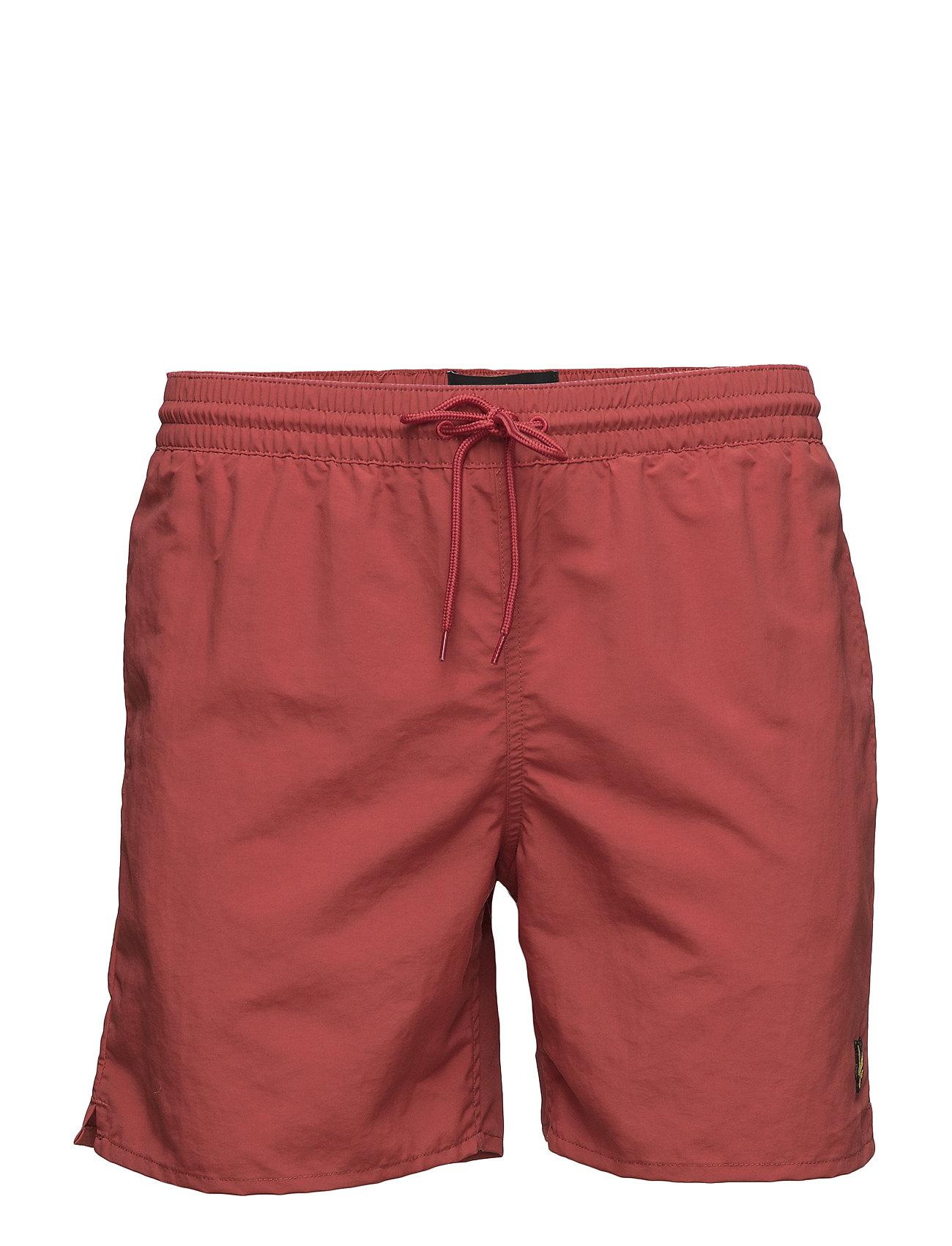 Plain Swim Short Lyle & Scott Shorts til Herrer i