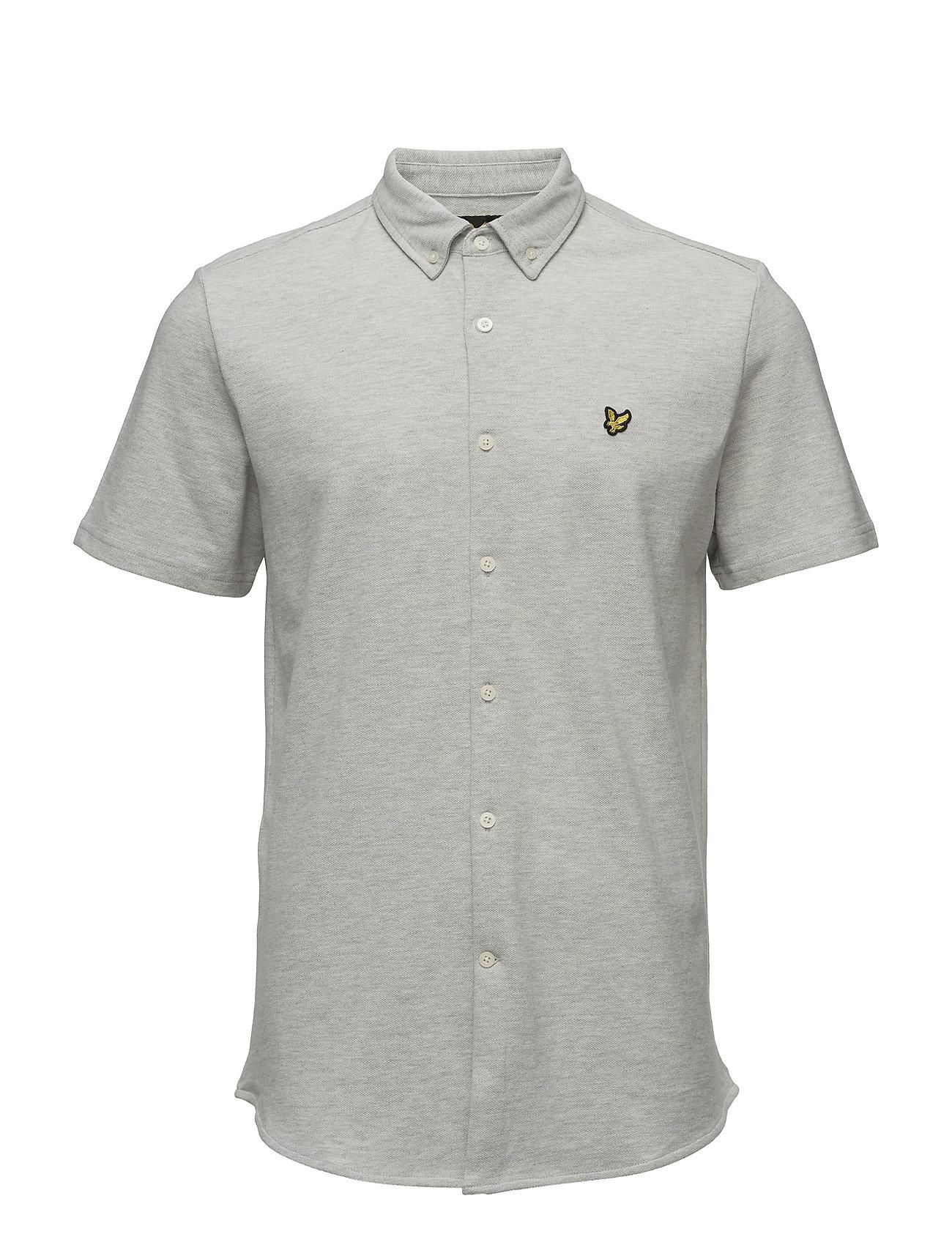 Jersey Shirt Lyle & Scott Trøjer til Mænd i