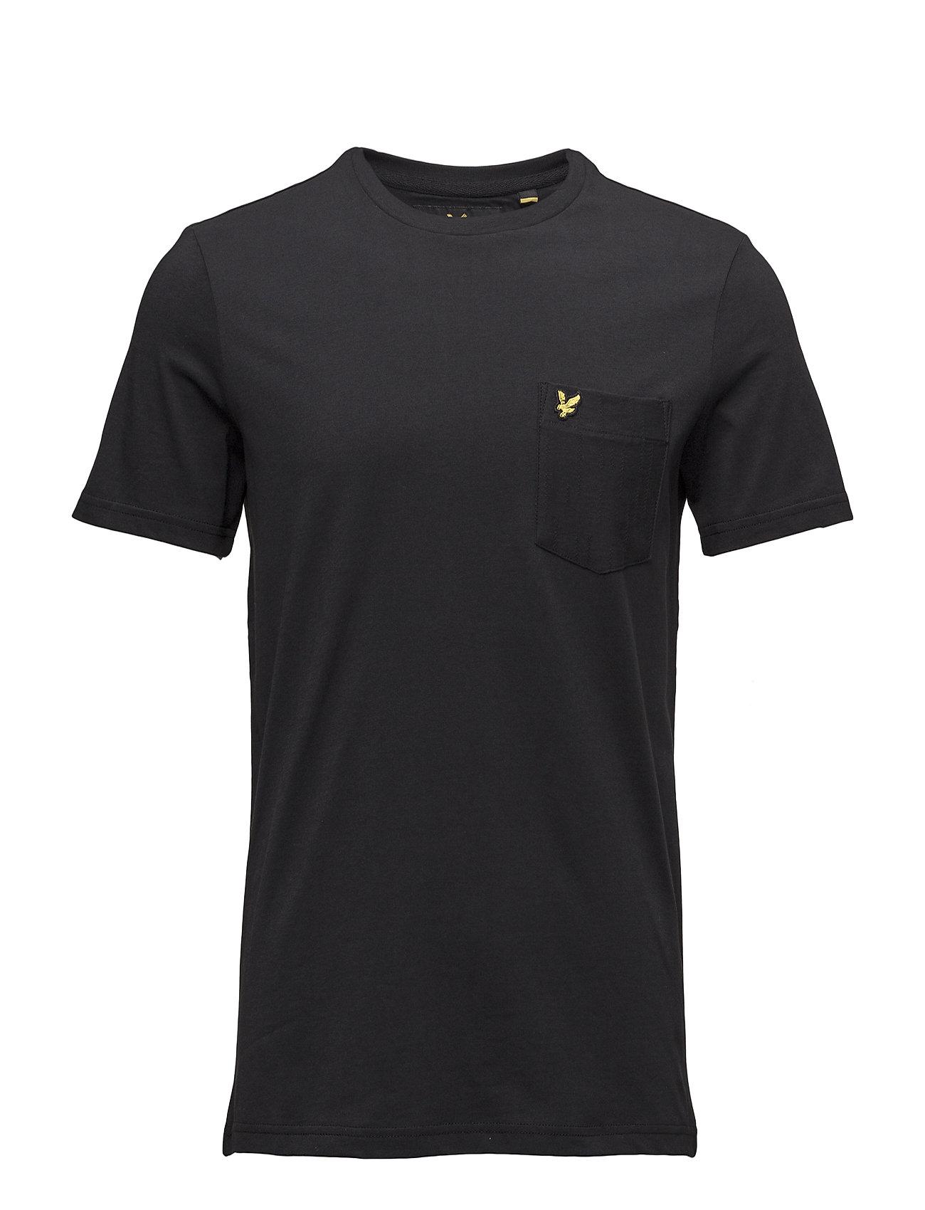 Rain Contrast Pocket T-Shirt Lyle & Scott Kortærmede til Herrer i