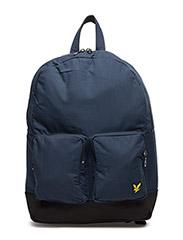 2 Pocket Rucksack - NAVY