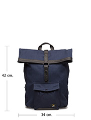 Roll Top Backpack