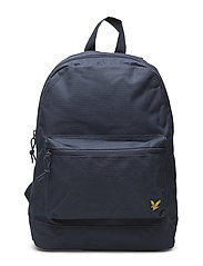 Basic Colour Pop Rucksack - NAVY