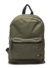 Basic Colour Pop Rucksack - OLIVE