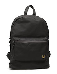 Basic Colour Pop Rucksack - TRUE BLACK