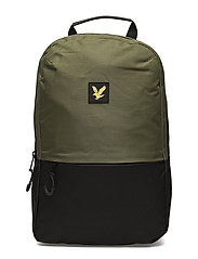 Core Rucksack - LEAF GREEN / TRUE BLACK
