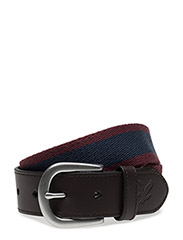 Webbing Belt - NAVY