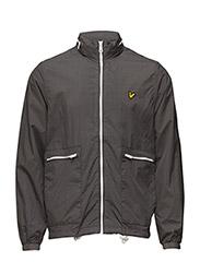 Nylon ripstop jacket - SLATE TILE