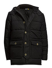 Highland parka - TRUE BLACK