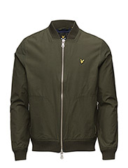 Bomber Jacket - DARK SAGE
