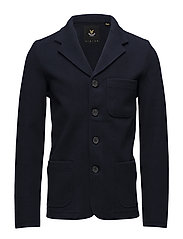 Knitted Blazer - NAVY