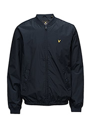 LS Light weight bomber jacket - NAVY JACKET