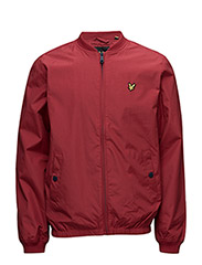 LS Light weight bomber jacket - RUBY