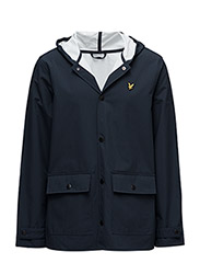 Raincoat - NAVY JACKET