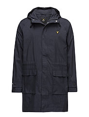 Lightweight Parka - NAVY JACKET
