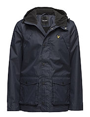 Micro Fleece Lined Jacket - NAVY JACKET