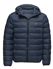 Lightweight Puffer Jacket - NAVY JACKET