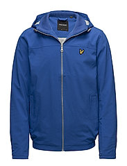 Jersey Lined Soft Shell Jacket - LAKE BLUE