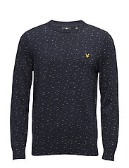 Fil Coupe Jumper - NAVY