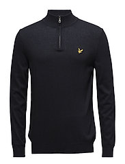 1/4 Zip Jumper - DARK NAVY