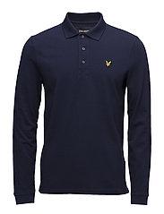 LS Polo Shirt - NAVY
