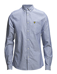 LS Oxford shirt - French Navy
