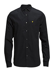 LS Poplin shirt - New Navy