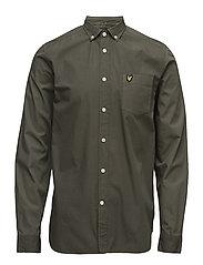 Garment Dye Shirt - OLIVE