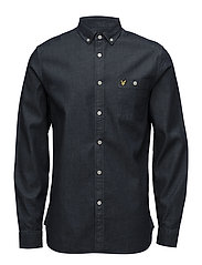 Denim Shirt - DARK INDIGO
