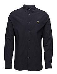 Rain Jaquard Shirt - NAVY