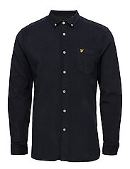 Mini Cord Shirt - NAVY