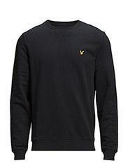 LS Crew neck sweatshirt - New Navy