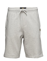 Sweat Short - LIGHT GREY MARL
